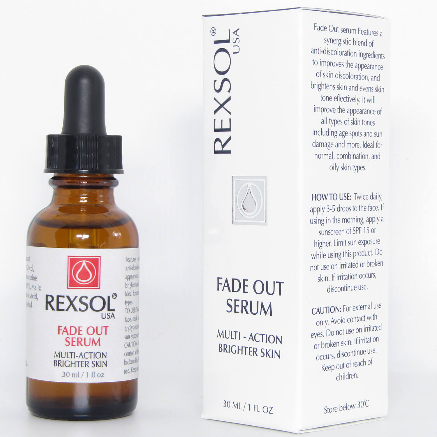 FADE OUT SERUM